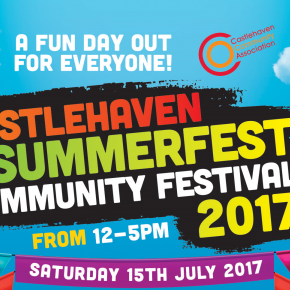 Stalls available for Castlehaven Community Festival