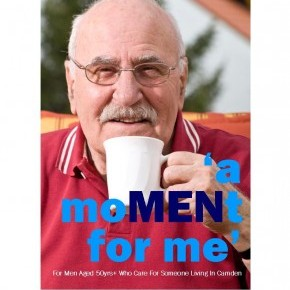 'A MoMENt for Me' - Over 50yrs+ Male Carers Project