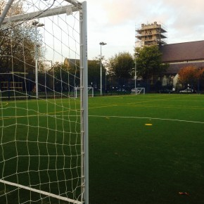 FREE Kids Football Sessions at Castlehaven's Superb New Astroturf Pitch