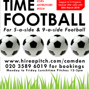 New AstroTurf Pitch Special Offer