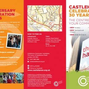 Castlehaven Celebrating 30 years - Celebration Events