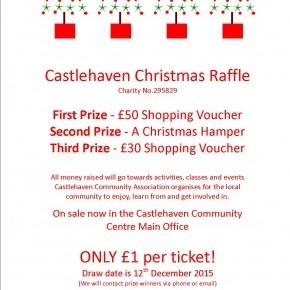 Castlehaven Christmas Raffle