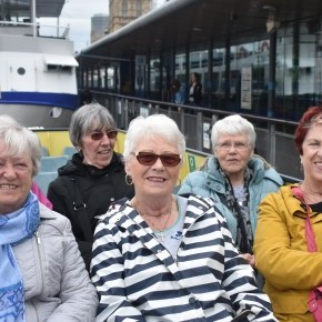 Ageactivity 60+ boat trip from Westminster to Kew Gardens