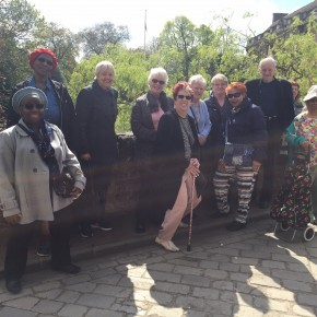 Age Activity's trip to Eltham Palace