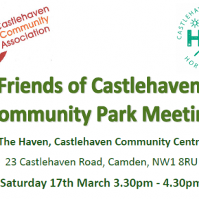 Friends of Castlehaven Community Park Meeting