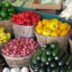 New Farmers' Market for Castlehaven?