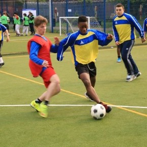 Summer Football Camp