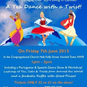 Over 50's Global Tea Dance
