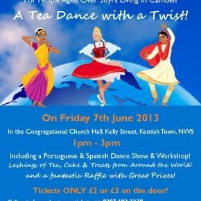 Over 50's Global Tea Dance