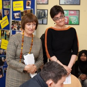 Visit by Dame Tessa Jowell MP & Sarah Hayward Leader of Camden Council