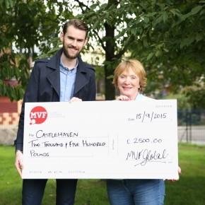 MVF Global Raises Money For Castlehaven