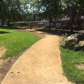 Community Park Re-launch
