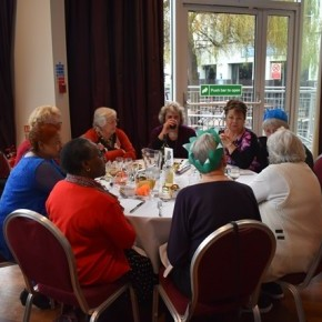 Ageactivity 60+ New Year's Lunch & More