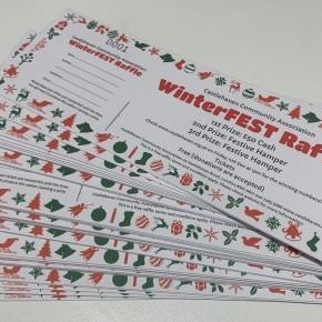 WinterFEST Raffle Prize Winners