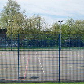 Exciting Change's To The Castlehaven Football Pitch