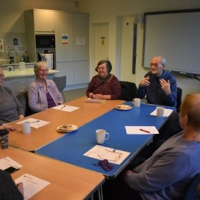 Ageactivity 60+ Steering Group
