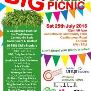 Big Green Picnic
