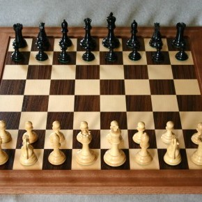Chess at Castlehaven