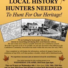 History Hunters Needed!