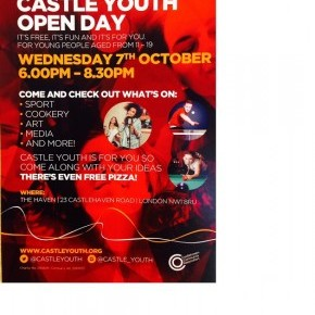 Castleyouth's Open Day & New Website Launch