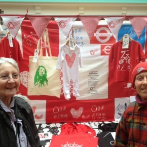 Intergenerational Project hits Camden Lock