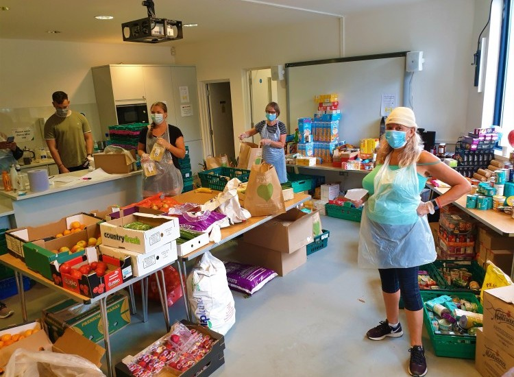 Food Bank Update