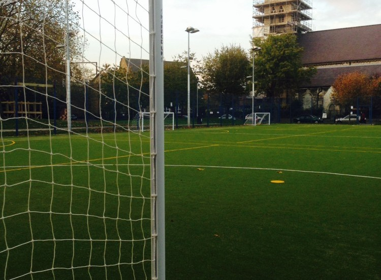 CCA Astroturf Pitch Launch Event - Free Pizza!