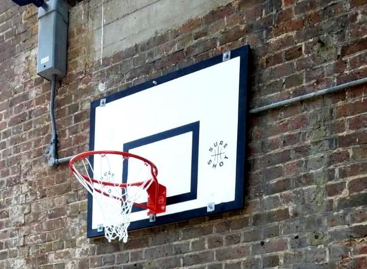 Castlehaven Basketball Hoop