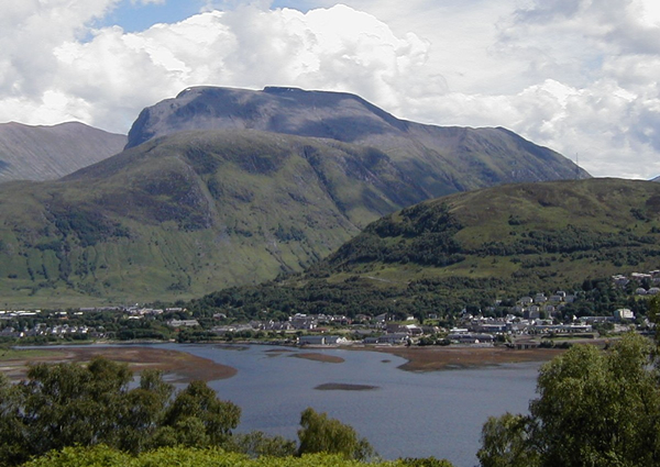 A BIG CHALLENGE - Local Company to tackle Ben Nevis for CCA