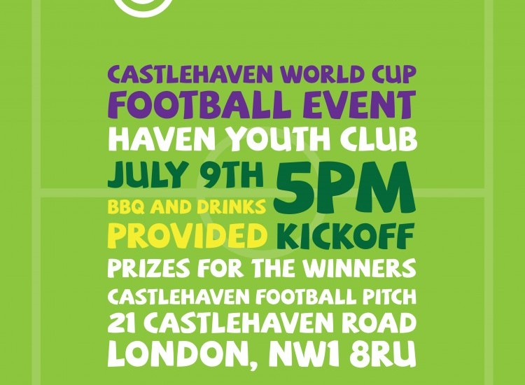 Haven Youth Project v Zenith Optimedia World Cup 2014