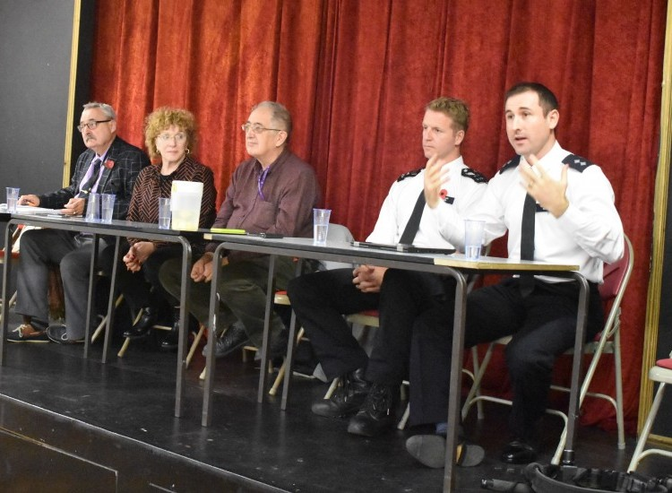 Castlehaven hosts second anti-social behaviour public meeting