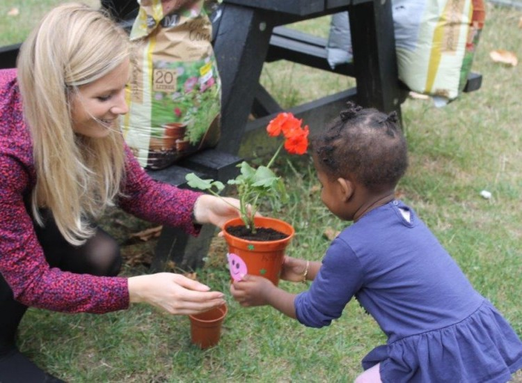 Families Growing Together: New sessions started