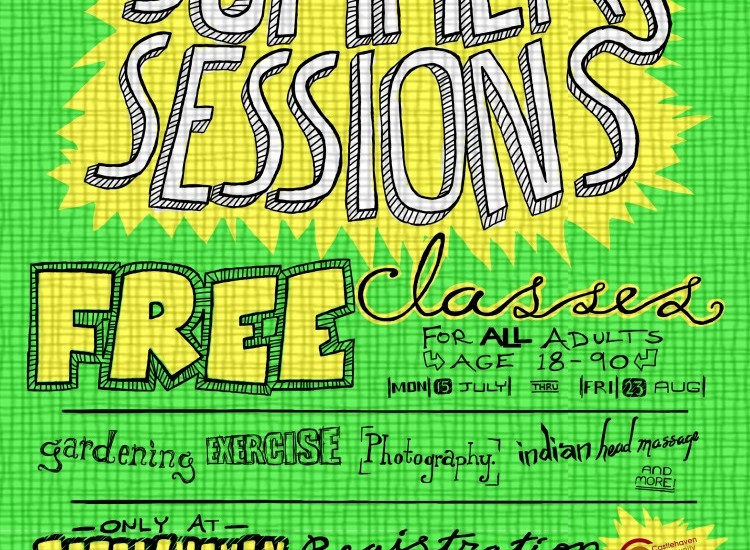 Summer Sessions Information and Class Schedule