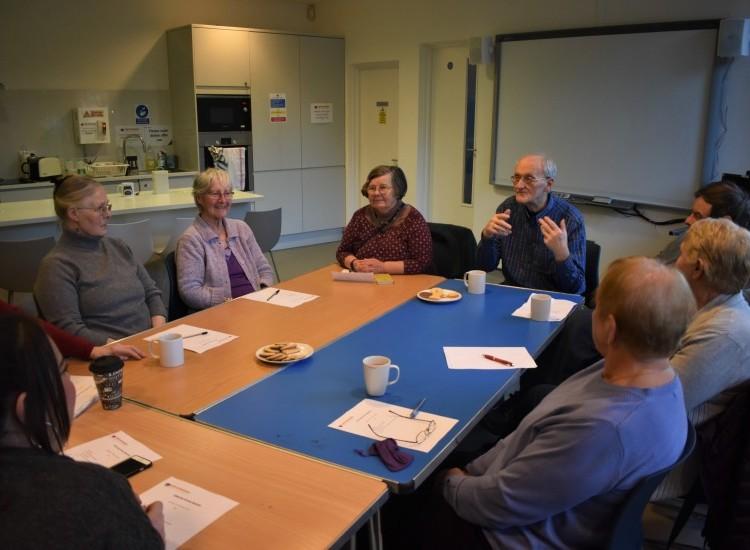 Ageactivity 60+ Steering Group