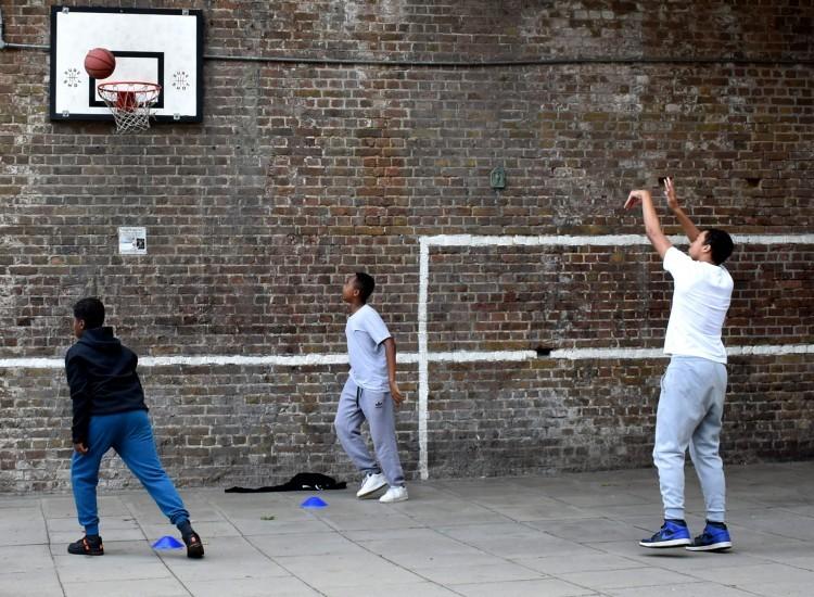 Hawley Road Basketball Hoop Update