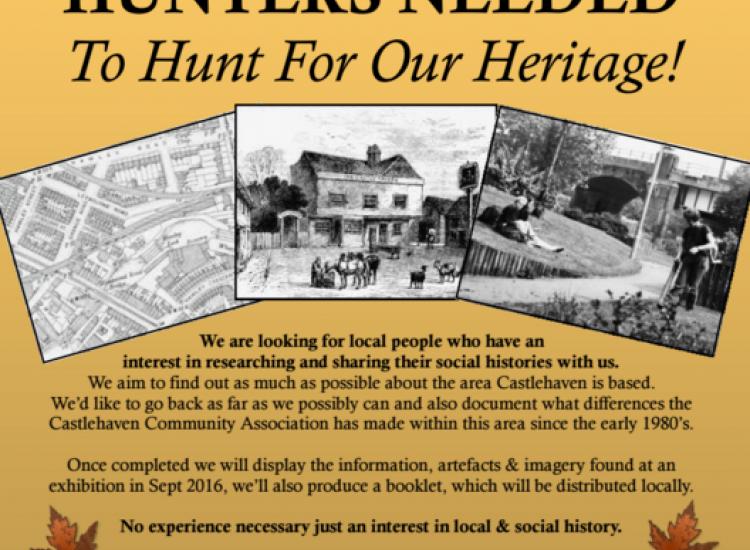 History Hunters Needed!