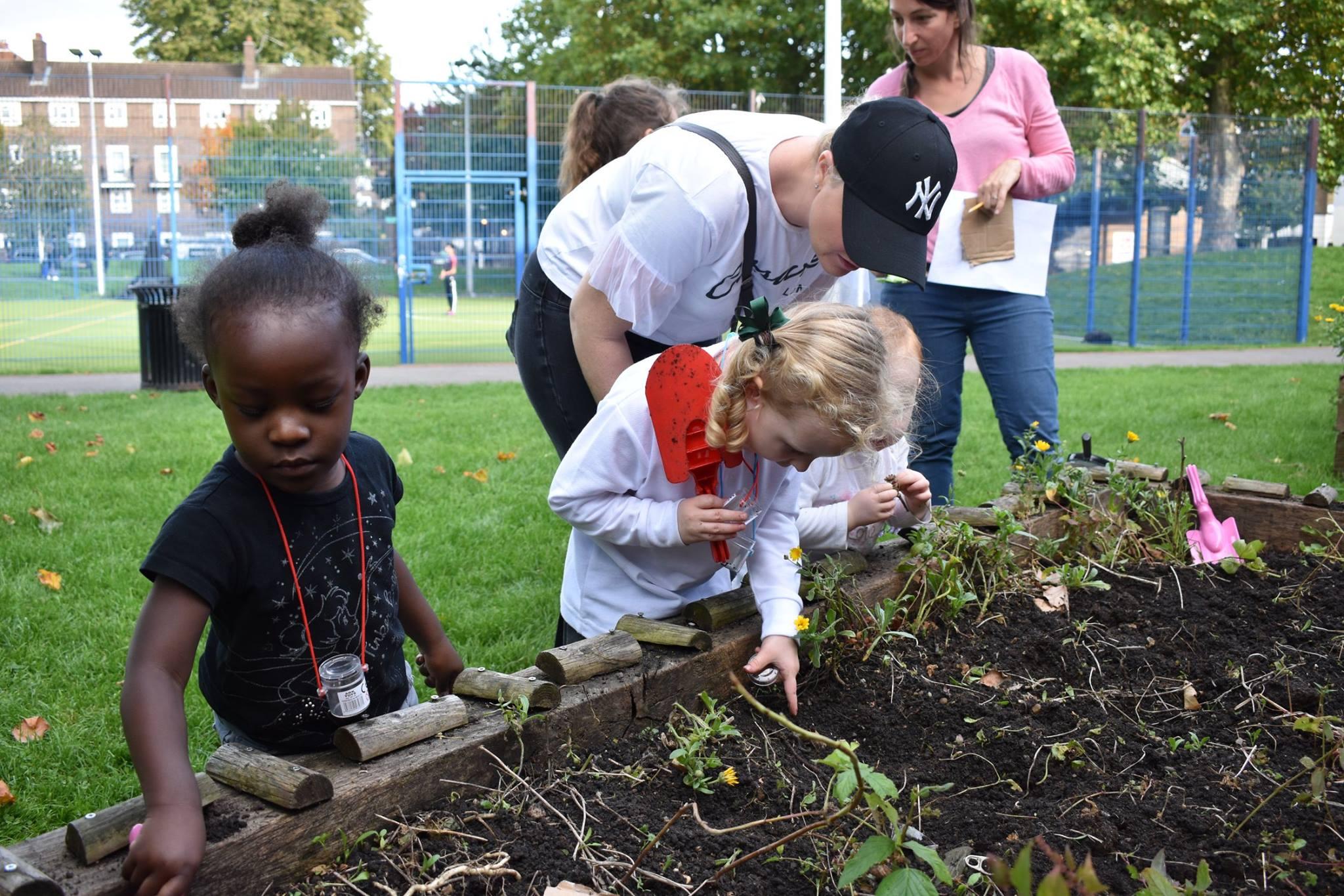 Community Park & Horticulture Hub